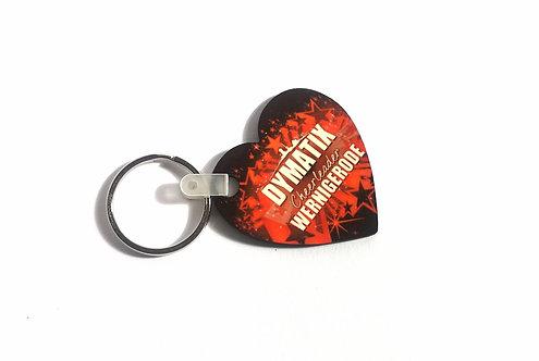 personalisierter Herzanhänger