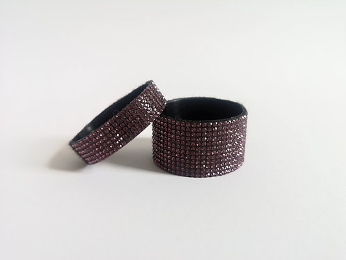 Hair Ring purple