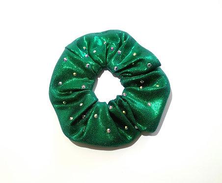 Scrunchie grün