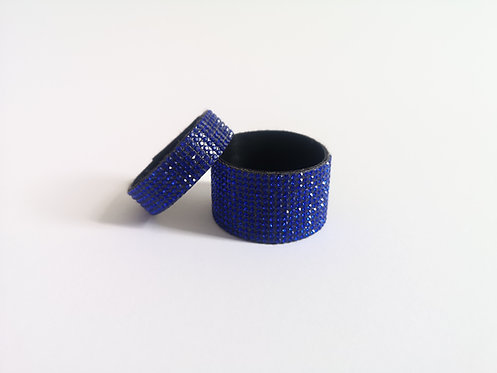 Hair Ring royal blau