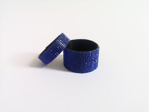 Hair Ring royal blau
