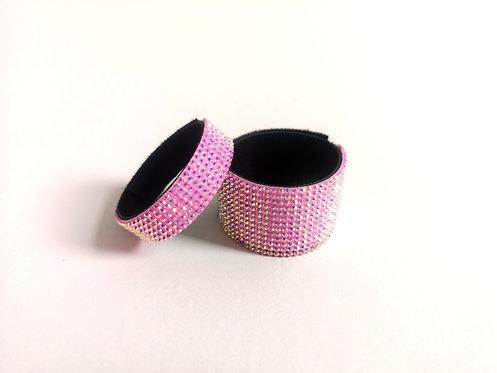 Hair Ring rosa