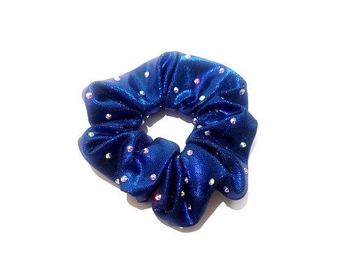 Scrunchie royal blau 2