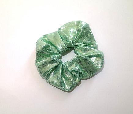 Scrunchie hellgrün