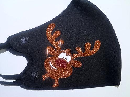 X-Mas Maske Rudolph