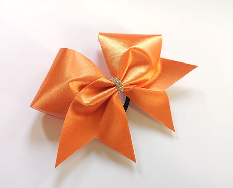 Luxury Bow - orange