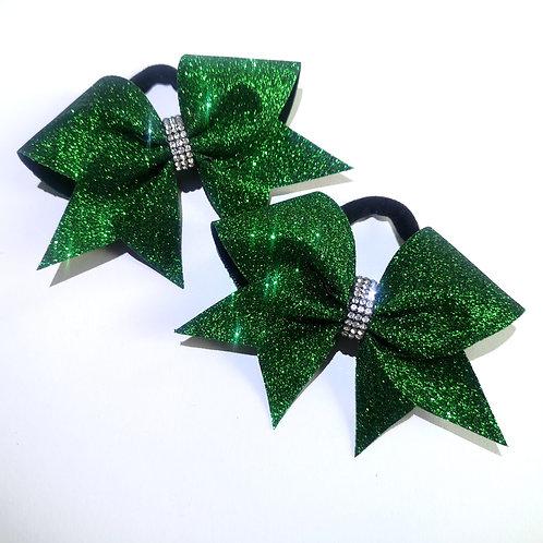 Pigtail Bow 2er Set