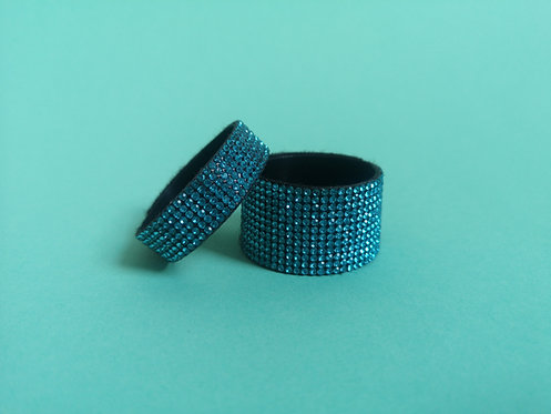 Hair Ring Aqua