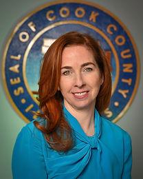 Commissioner Bridget Gainer