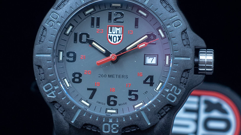 Luminox Black Ops