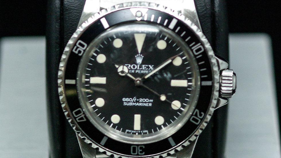 Rolex Submariner (ref. 5513)