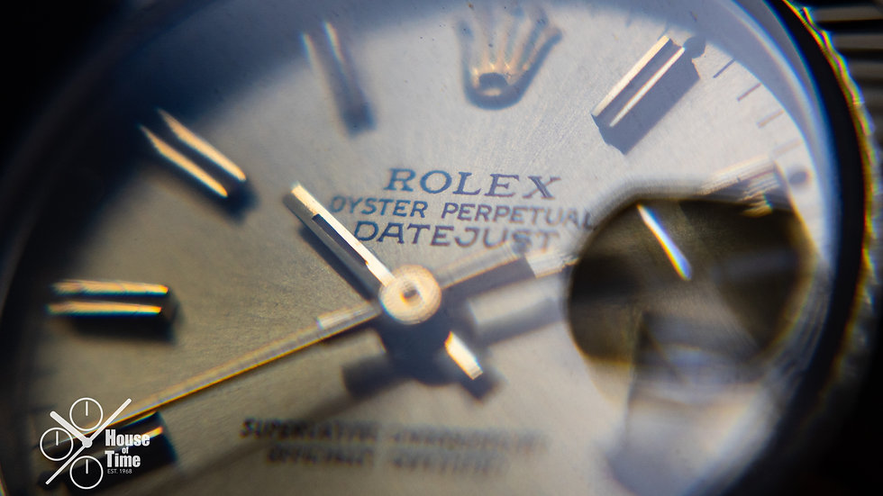 Rolex Ladies Datejust 69173