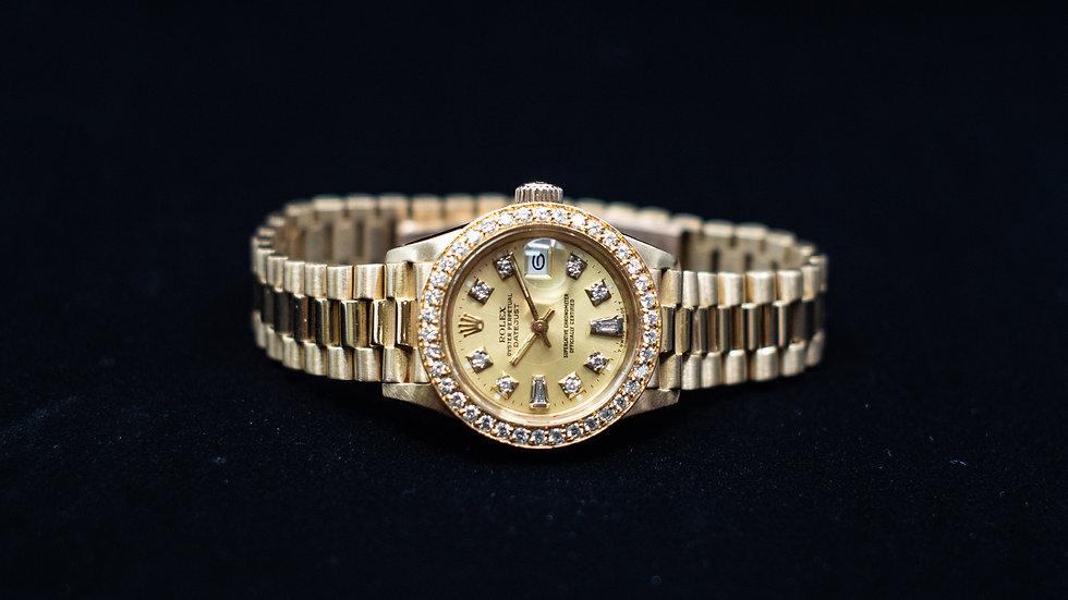 Rolex Ladies President (ref. 6917)