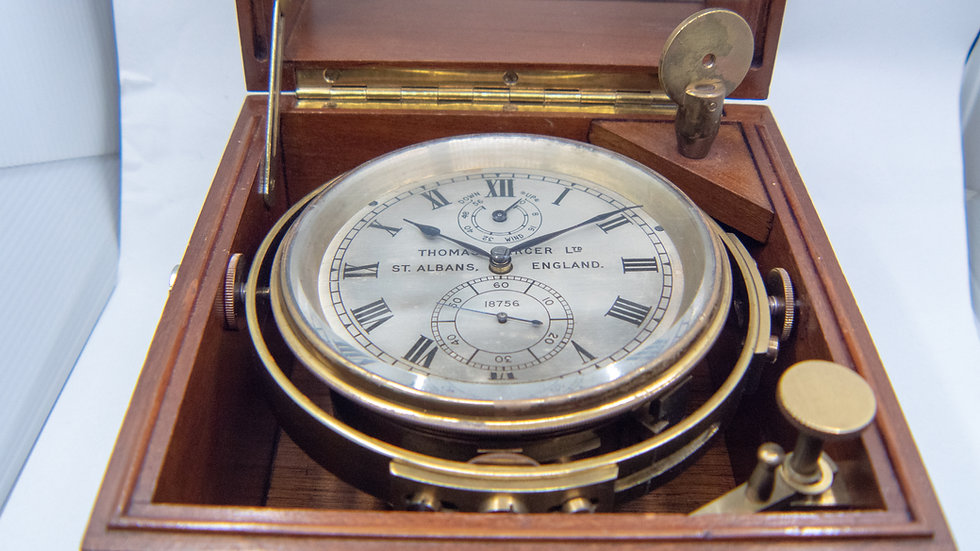 Thomas Mercer Marine Chrononmeter c.1949