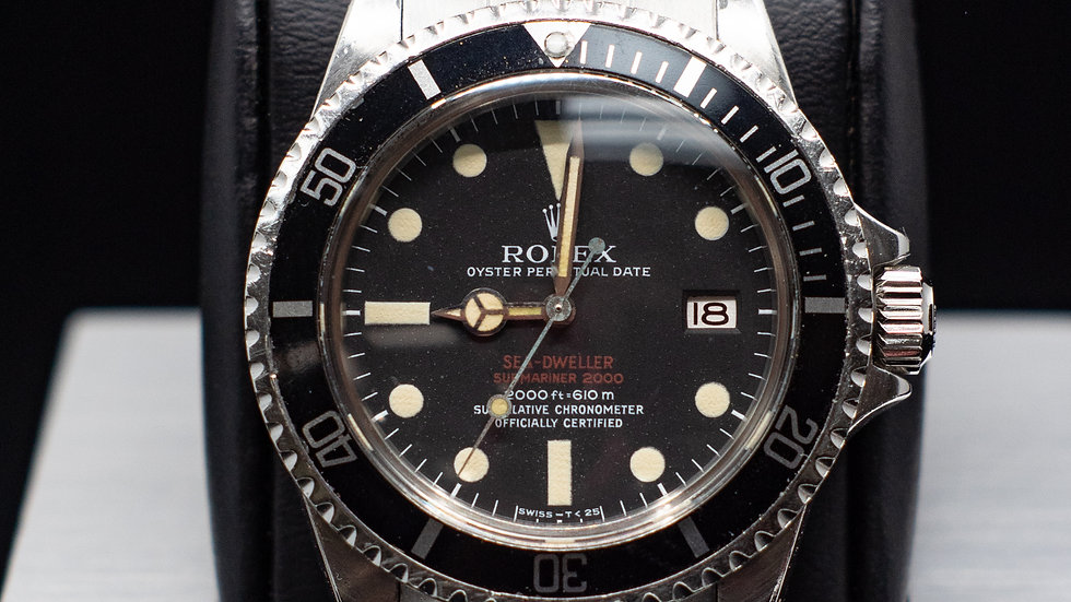 Rolex Double Red Sea-Dweller (Ref. 1665)