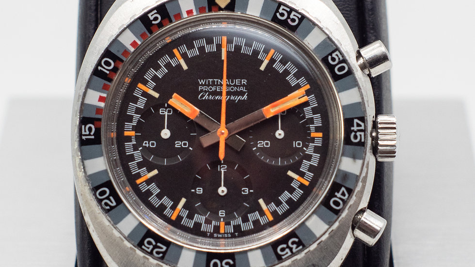 "Wittnauer ""Scuba Roulette"" Chronograph"