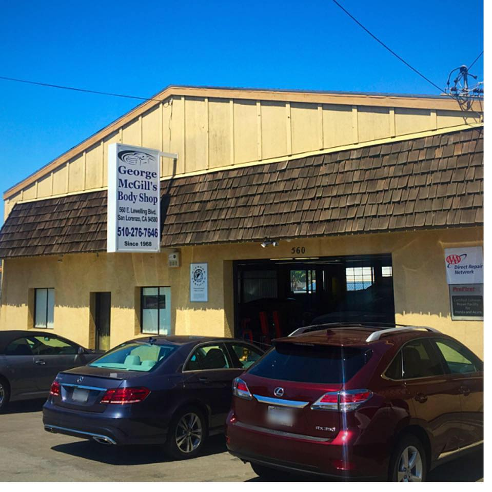 Visit George McGill's Body Shop, Inc
