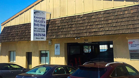 auto body shop san lorenzo