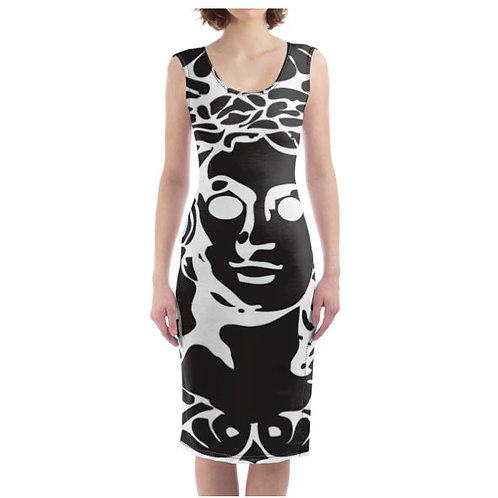 Dignity Faces - Limited Edition Women's Dress