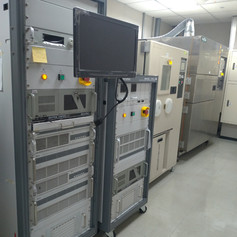 Laboratory for product test