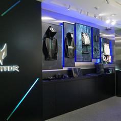 Predator showroom