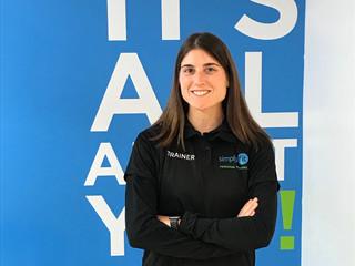 Congratulations To Trainer Alyssa!