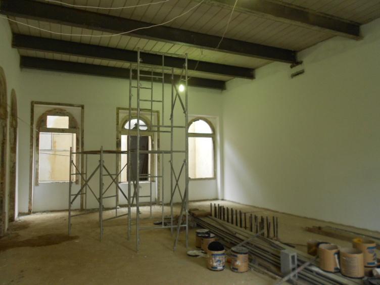 Reforma e restauração- 2º andar