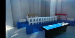 Projeção- Sala História da Água