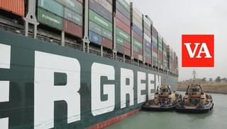[Del Valle] Blocage et déblocage du canal de Suez: la revanche de la géographie