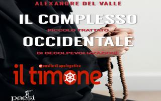 """Alexandre del Valle """"Una patologia ammorba l'Occidente"""""""