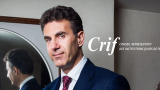 CRIF - LA COMMISSION D'ETUDES POLITIQUES A REÇU ALEXANDRE DEL VALLE