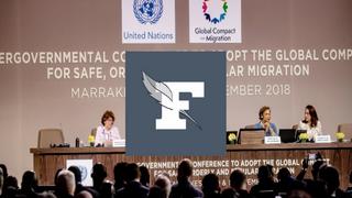 « Le Pacte de Marrakech est un appel à la censure des médias politiquement incorrects »