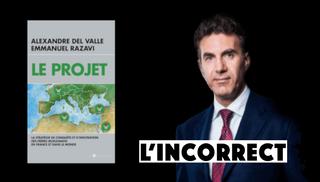 ALEXANDRE DEL VALLE : « ERDOGAN SOUHAITE RÉTABLIR LE CALIFAT EN 2023 »