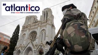 """Jihadistes VS France : du """"blasphémateur"""" S.Paty aux chrétiens respectueux de la Basilique niçoise"""