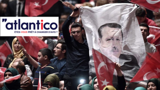 Erdogan a-t-il les moyens de déstabiliser Emmanuel Macron en France ?