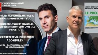 Conférence-débat d'Alexandre Del Valle ce mercredi 22 janvier au Centre Bruno Lussato