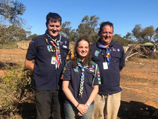 25th Australian Jamboree - AJ2019