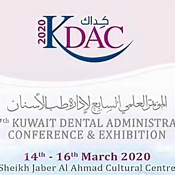 The 7th Kuwait Dental Administration Conference and Exhibition (Kdac)
