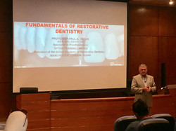 Lecture by Prof. Paul Tipton