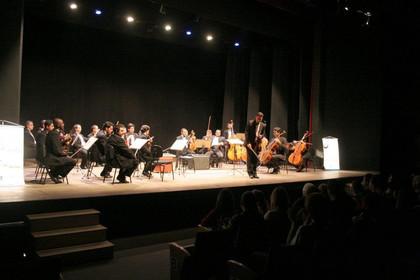 Concerto Teatro Municipal - Filarmônica São Carlos