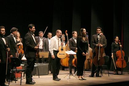 Ivan Vilela e Filarmônica de São Carlos