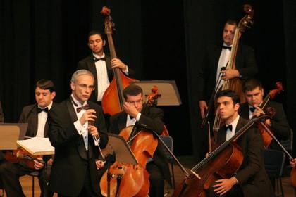 Maestro Dario Sotelo - Filarmônica de São Carlos - Teatro Florestan Fernandes