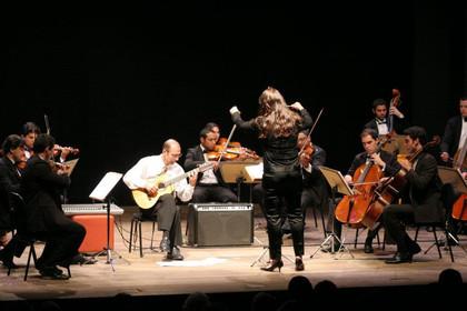 Ivan Vilela e Filarmonica São Carlos
