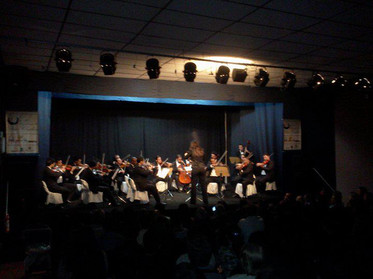 Concerto em Ibitinga