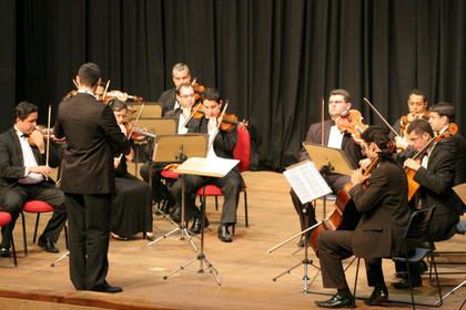 Concerto Teatro Florestan Fernandes - UFSCar - Filarmônica de São Carlos