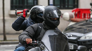 Snatch & Grab: Moped Gangs on the Rampage