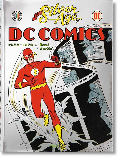 The Silver Age of DC Comics Taschen