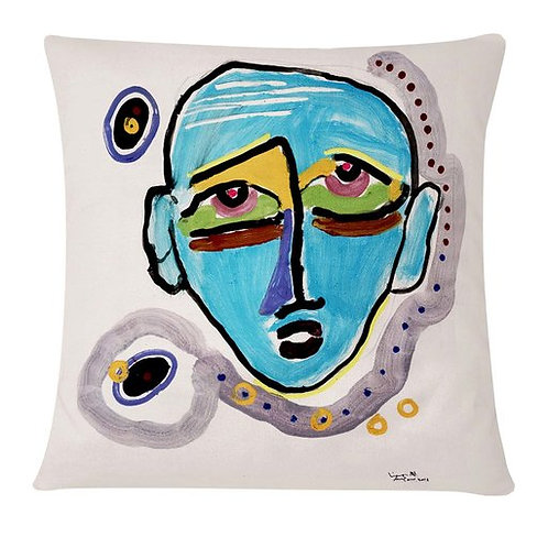 Amarcord XII Cushion by Antonio Marras - Vincenzo D'Alba