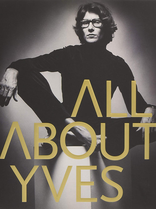 All About Yves - Laurence King Publishing