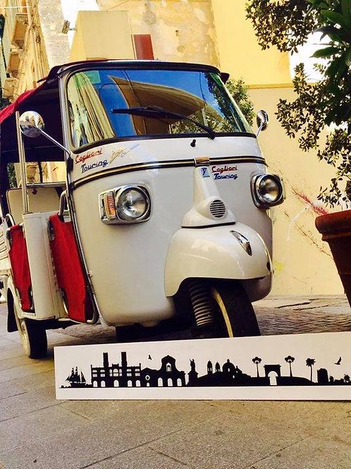 Skyline Cagliari